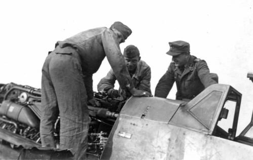 Bf109 III-JG52 (viii)