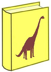 Yellow Pages Dinosaur