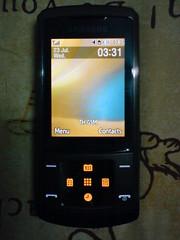 My Samsung U900 Soul