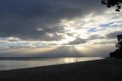 Sunrise - Hervey Bay (Perfectoarts) Tags: australia cairns tropicalnorthqueensland canonlenses australianimages canoneoscamera perfectoarts ingriddouglasphotography cairnsphotography ingriddouglasartist