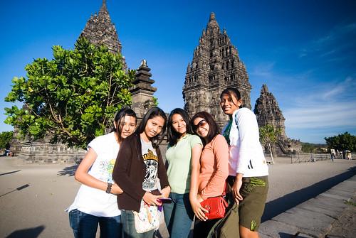 印尼,日惹 世界文化遺產