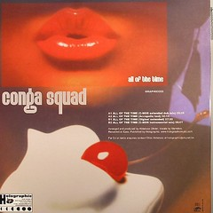 Conga Squad - All Of The Time