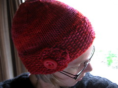 Robin's Egg Blue [red] Hat