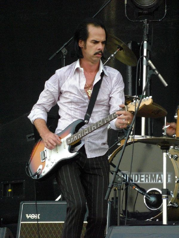 GRINDERMAN, 19 de julio de 2008, Summercase, Madrid