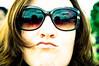 waddup (poopoorama) Tags: seattle portrait woman washington nikon sigma margaret seafair d300 1850mmf28exmacrohsm