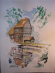 IMG_0326 (Joachim Weigt) Tags: water painting paint acrylic joachim acryl aquarell waterpaint gemälde weigt acrylgemälde joachimweigt aquarellzeichnungen