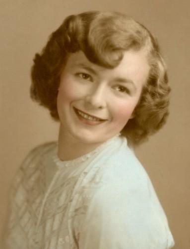 Mom K in 1952 - 2