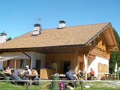 Malga Monte San Pietro - Petersberger Leger