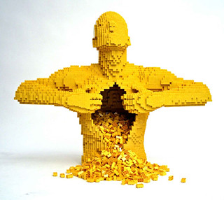 Dream Jobs: Lego Artist