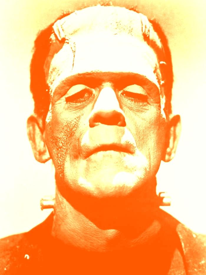 Tangerine Frankenstein