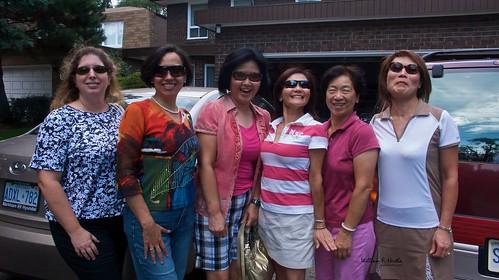 Ladies Golf 2008
