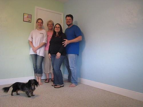 Maya, Lissa, Mom Z, Karen, & Adrian