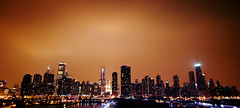 Chicago Skyline (daveham) Tags: chicago illinois navypier chicagoillinois canonefs1022mmf3545usm