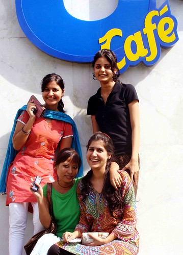 City Life - Castro Café, Jamia Millia