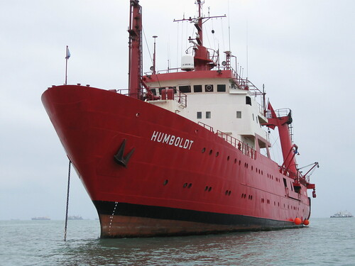 HUMBOLDT (research vessel)