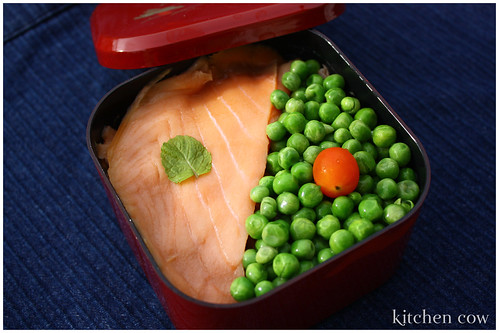 Curried Tuna Rice Bento
