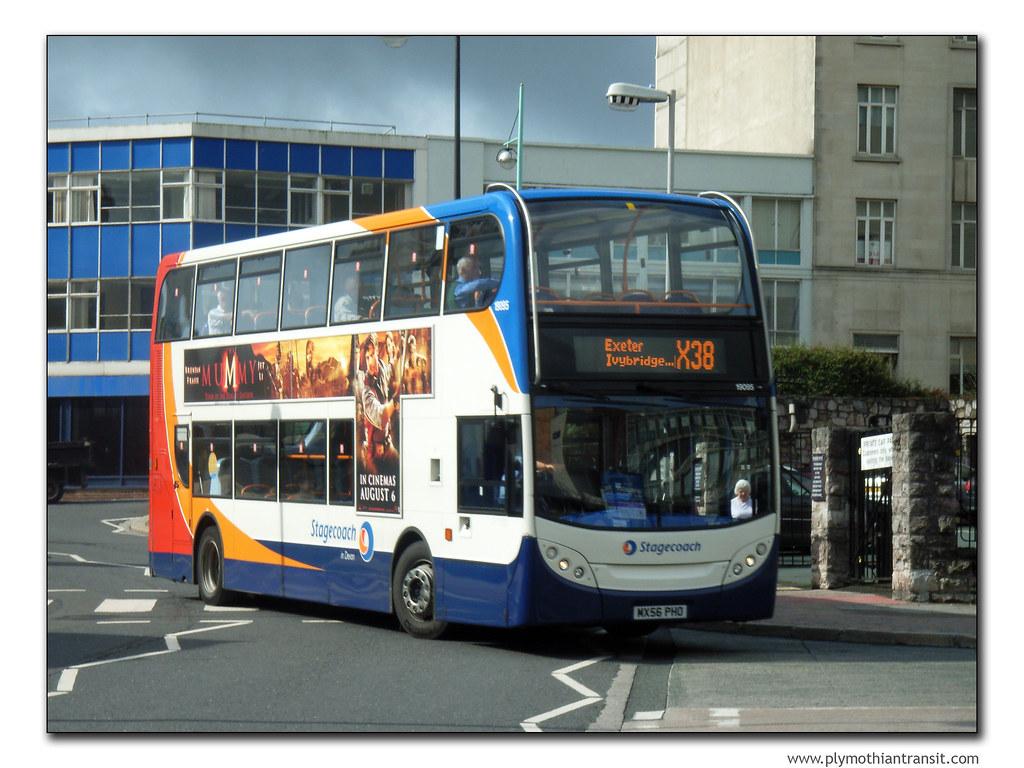 Stagecoach MX56PHO