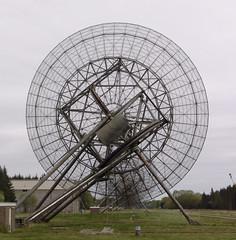 Westerbork space telescope