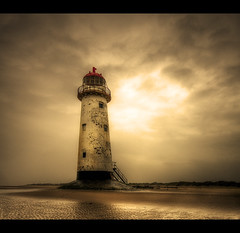 Point of Ayr.. (jetbluestone) Tags: lighthouse hdr talacre northwales top20lh pointofayr top20lh20 excapture betterthangood lesamisdupetitprince