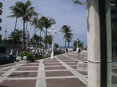 Veracruz port: boulevard (north)