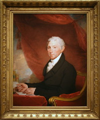 James Monroe, Fifth President (1817-1825)