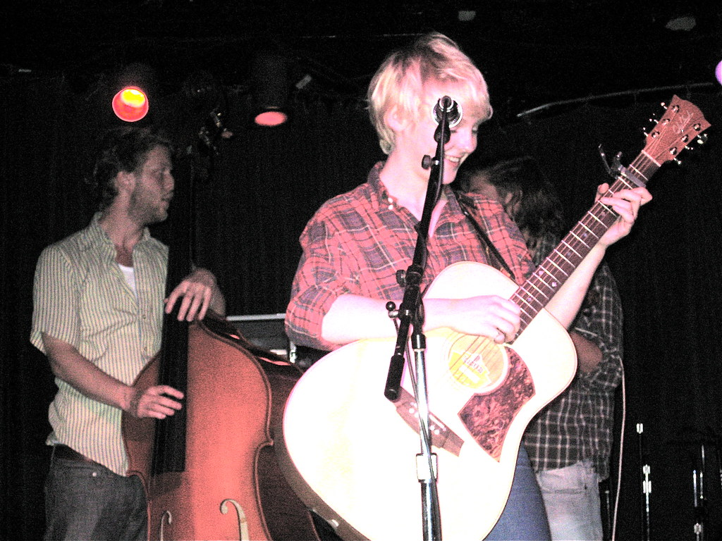 Laura Marling in Minneapolis 9/21/08