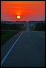 On the Road Again (stevenbulman44) Tags: sun rural sunrise bravo beautifullight hills alberta watervalley colorfulskies colormania infinestyle theunforgettablepictures geometrictonalvision betterthangood monkeyawards