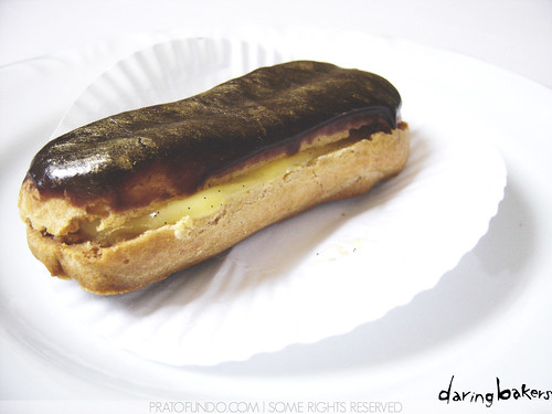 Chocolate EclairOh Pierre Recipes — Dishmaps