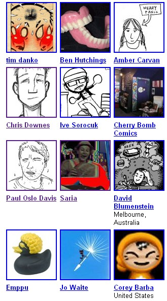 Comics Lifestyle Members