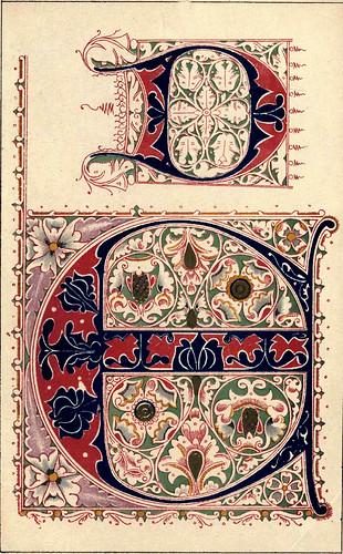 08- Siglo XIV- fragmentos de libros corales italianos excelente ejemplo de iluminacion de la epoca