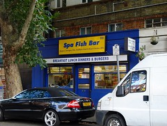 Picture of Spa Fish Bar, SE16 3QT