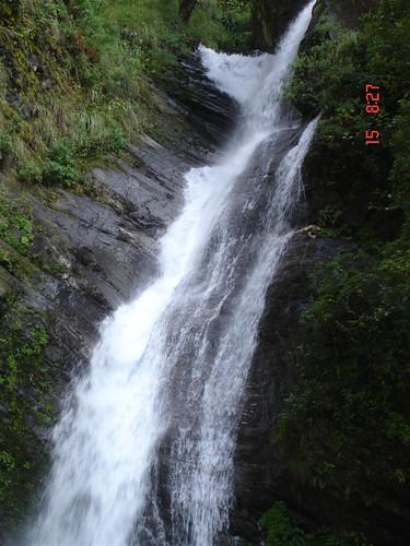 Gaundar falls