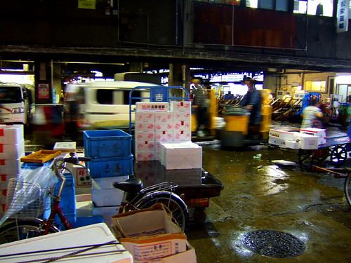 theodore bestors tsukiji the fish market at the center of the world Book reviews 1249 tsukiji: the fish market at the center of the worldby theodore c bestor berkeley and los angeles: university of california press, 2004.