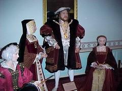 2000-102221 (bubbahop) Tags: uk greatbritain madame england london museum king 2000 jane unitedkingdom howard henry catherine wax seymour henryviii parr tussauds europetrip7