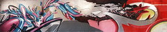mrzero vs hepi (mrzero) Tags: streetart art colors lines wall effects graffiti 3d mural paint hungary tag eger letters style tunnel tags spray styles colored graff cfs hepi mrzero