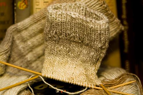 Noro Silk Garden Socks -