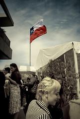 El 18 en el extranjero (Magu*) Tags: chile fiesta bandera 18 chilena chilenos fiestaspatrias 18deseptiembre