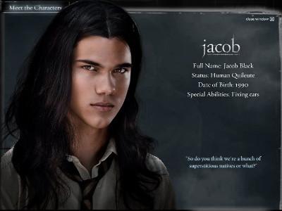 jacob in twilight ringer