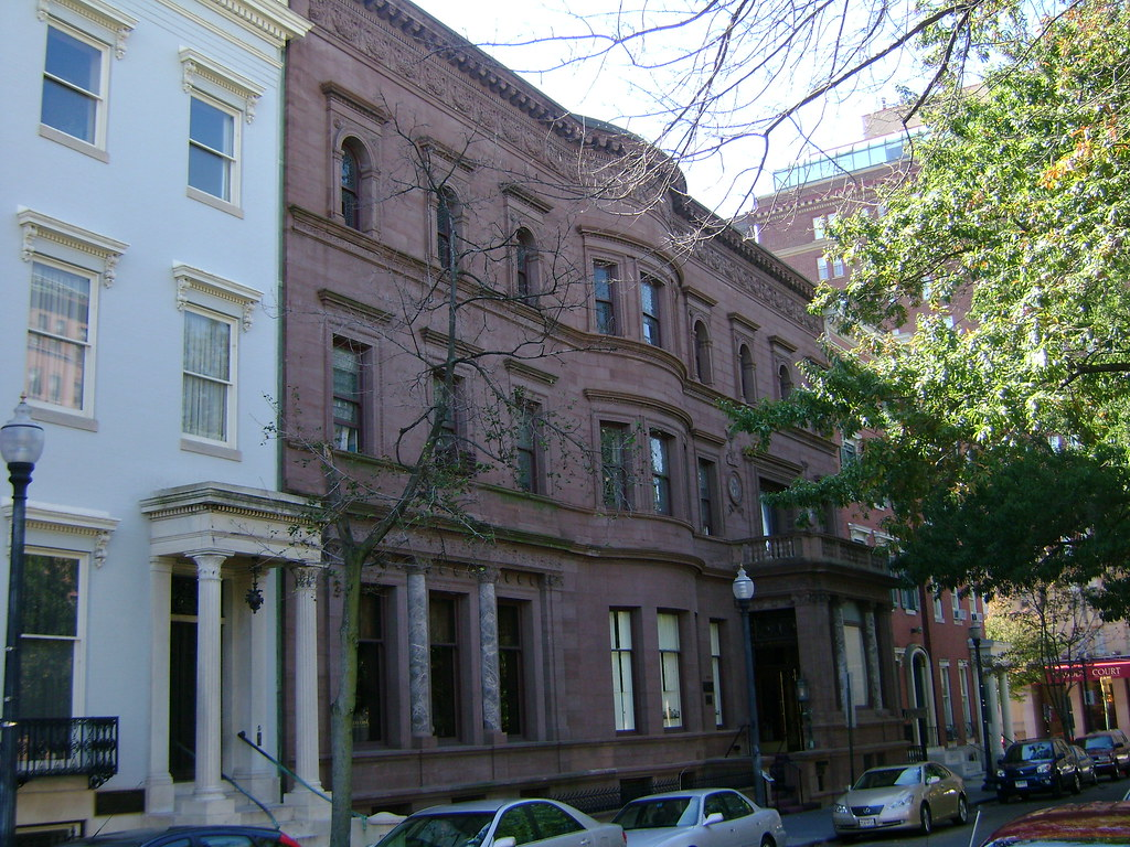 Engineering Society (Garrett Jacobs Mansion)