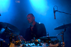 Rudiger Maul  (Faun) @ Folkwoods 2008 (Tim Vergeer (Flashbackfoto)) Tags: music netherlands concert folk eindhoven faun folkwoods canonef85mmf18usm paganfolk rudigermaul