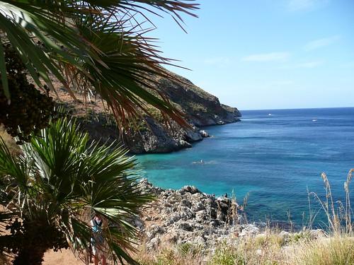 Sicilia riserva dello zingaro - agosto 2008