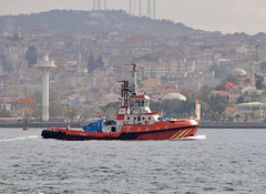 "Tug ""Kurtarma 3"", Bosphorus, Istanbul, Turkey, 19 October 2008 (Ivan S. Abrams) Tags: coastguard turkey boats nikon ships cargoships istanbul maritime transportation getty yachts motorboats fishingboats tugs straits lakers usnavy ports nikondigital blacksea ferries harbors watercraft bosphorus nato gettyimages vessels freighters tankers cruiseships barges smrgsbord royalnavy warships destroyers spanishnavy ferryboats navyships smallboats speedboats frigates italiannavy seaofmarmara containerships germannavy oceanliners russiannavy bulkcarriers passengerships nikonprofessional scows onlythebestare turkishnavy ivansabrams trainplanepro feribots romaniannavy nikond300 ivanabrams servicecraft gettyimagesandtheflickrcollection tugobats salvagevessels salvagetugs copyrightivansabramsallrightsreservedunauthorizeduseofthisimageisprohibited tucson3985gmailcom copyrightivansafyanabrams2009allrightsreservedunauthorizeduseprohibitedbylawpropertyofivansafyanabrams unauthorizeduseconstitutestheft thisphotographwasmadebyivansafyanabramswhoretainsallrightstheretoc2009ivansafyanabrams abramsandmcdanielinternationallawandeconomicdiplomacy ivansabramsarizonaattorney ivansabramsbauniversityofpittsburghjduniversityofpittsburghllmuniversityofarizonainternationallawyer"