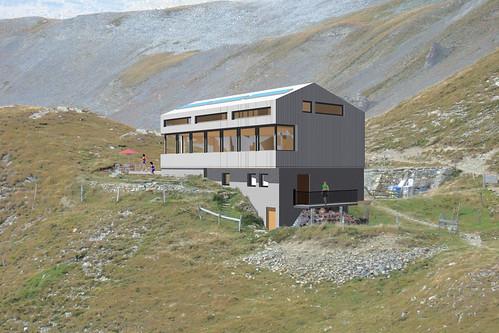 Le projet de rénovation de la cabane du Fénestral se précise
