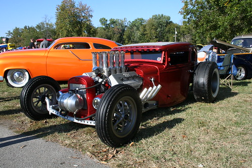 Rat Rod, Hot Rod