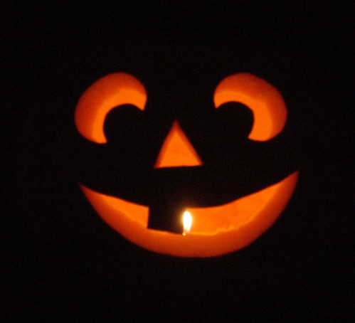 Horis the Halloween Pumpkin
