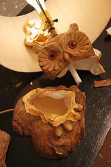 broken owl