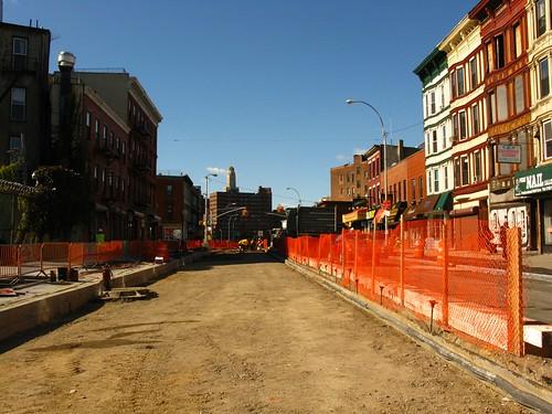 Rebuilding Fulton St.