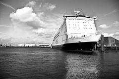 Pride of Rotterdam (sjoerd_reverda) Tags: industry port docks pier rotterdam ship vessel pride maritime ro roro berth