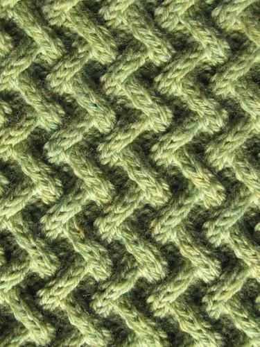 Close-Woven Basket Lattice