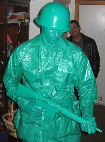 army man2 one of the best halloween costumes